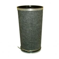 Cylinda Kolfilterpatron 250mm