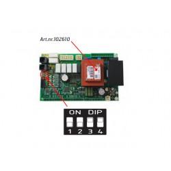 Flexit DIP switch CU 60 artnr 102610