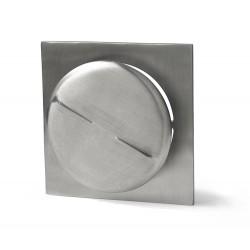 Tallriksventil 85 Cirkulärt 125mm Rektangulärt 150x150mm