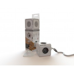 PowerCube Extended Grenuttag med USB