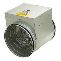 Kanalvärmare CV16-18-1M 1800W 230V