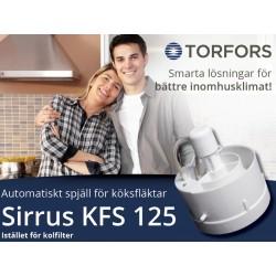Sirrus KFS 125 Automatspjäll