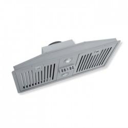 Inbyggnadsfläkt TFMH 380 rostfri LED