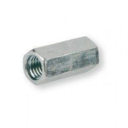 Skarvmutter M10 L40mm