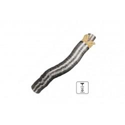 Imkanal 125 mm L4m Flexibel kökskanal