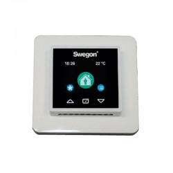 Swegon Smart Kontrollpanel