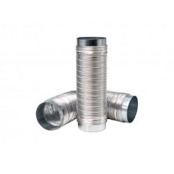 Aluminiumslang 125 mm Längd 1-3 meter