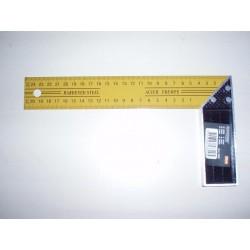 Snickarvinkel Ironside 250mm med gering