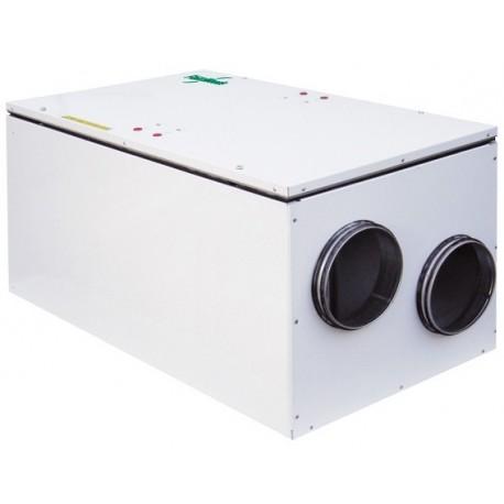 RDAE EC-motor -310m2 inkl. eftervärmare