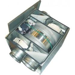 TERU radon aggregat FTX 0-180m2 grund