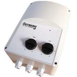 Östberg VRDE 5-stegs transformator 1,5A 230V