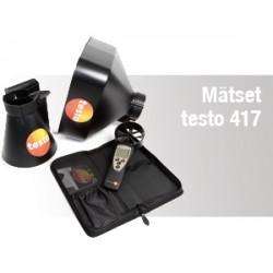 Testo 417 Luftflödesmätare för uthyrning