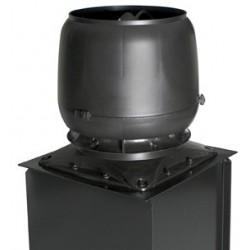 Vilpe E120S Takfläkt Storlek 125 mm i svart färg