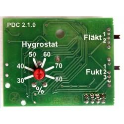 Processorkort Ver. 2 till PD serien