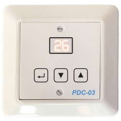 Acetec Manöverpanel till PD-serien PDC-03 PD-serien