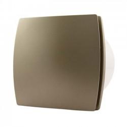 Badrumsfläkt T100G Standard Guld
