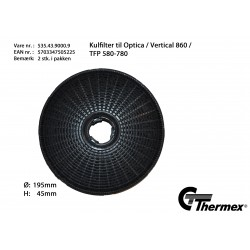 Thermex kolfilter