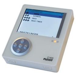 Flexit CI 600 Styrpanel -Vit