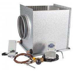 Vattenbatterisats A100S/A110T Värme