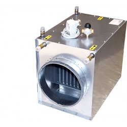 Kylbatteri paket 3-vägsventil Heru 130 T 2,5kW