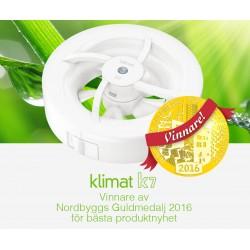 Klimat K7 Vinnare Nordbygg 2016