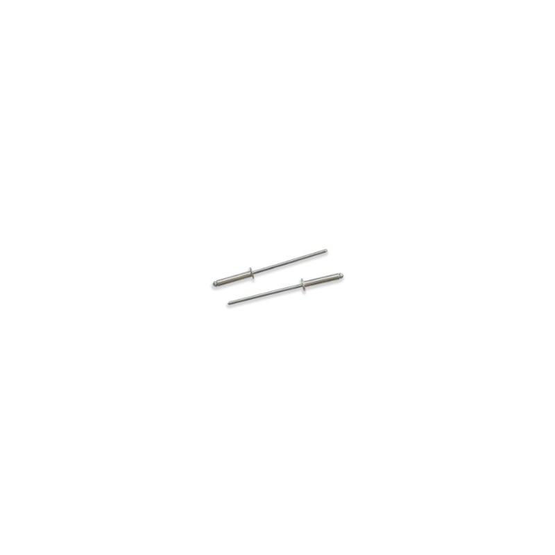 Strålande Rostfri popnit 3,2x12 500st YP-41