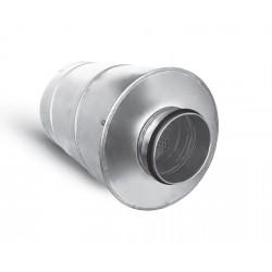 Ljuddämpare Ø160-100 L120cm