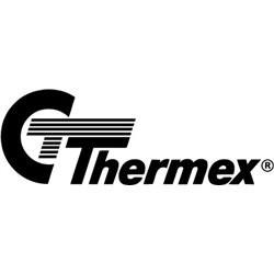 Thermex Century Line Specialskorsten Vägg 200x200 Vit