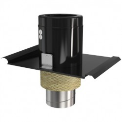 Systemair TOB 200-315 Profil Svart 200mm
