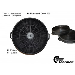 Thermex Decor 925 Kolfilter