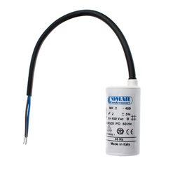 Kondensator 4µF utan Bult (EBM)