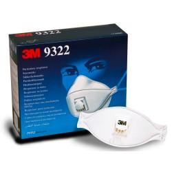 3M 9322 Mask FFP2 (10st/ask)