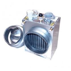 HERU 160S NextGen Värmebatteri paket 3-vägsventil Vatten