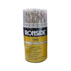 Borrkassett Bit Box 1–10mm Ironside