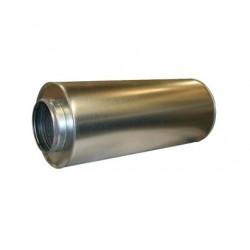 Ljuddämpare 400-50 900mm Cirkulär