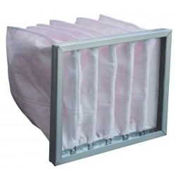 Påsfilter for filter box 400 ePM10-65-SE-7p