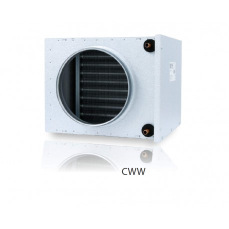 Veab CWW 400-3-2,5 Vattenbatteri