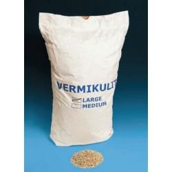 Vermikulit skorstensisolering 100L/säck