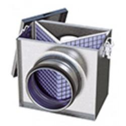 FLK 400 Filterlåda för Planfilter