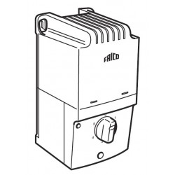 Frico RE5 5-steg regulator max 12 fläktar