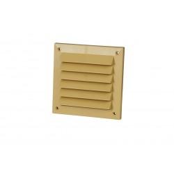 Utvändigt panelgaller 150x150 Gul