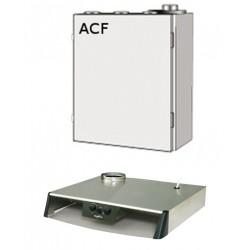 FläktWoods CPDD 60cm Rostfri till ACF Bahco Minimaster
