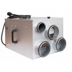EvoDry PD-400 anslutningar- Sorptionsavfuktare