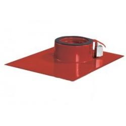 TGÖ Takgenomföring Plan Röd 200mm