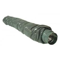 Ljuddämparslang 100-50 L120cm