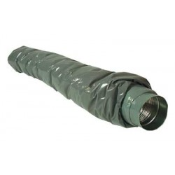 Ljuddämparslang 125-50 L100cm