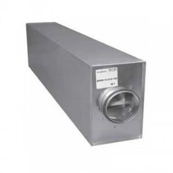 Ljuddämpare Ø125-50 L100cm