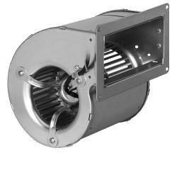 Fläktmotor till SEBO Induvex 600 inklusive Kondensator