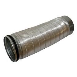 Aluminiumslang 160mm L0,55m M-N
