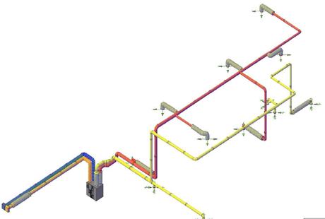 ftx paket inklusive ritning och ventilationsprodukter